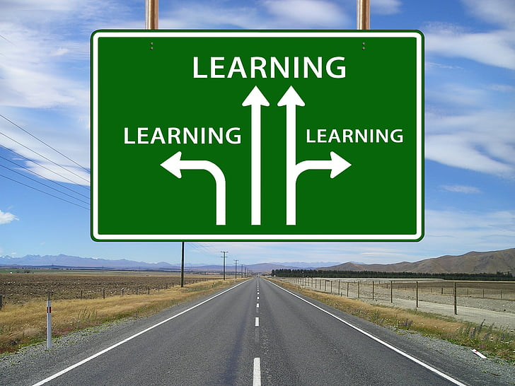 All directions lead to learning
